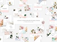 Clean Instagram Puzzle Pack