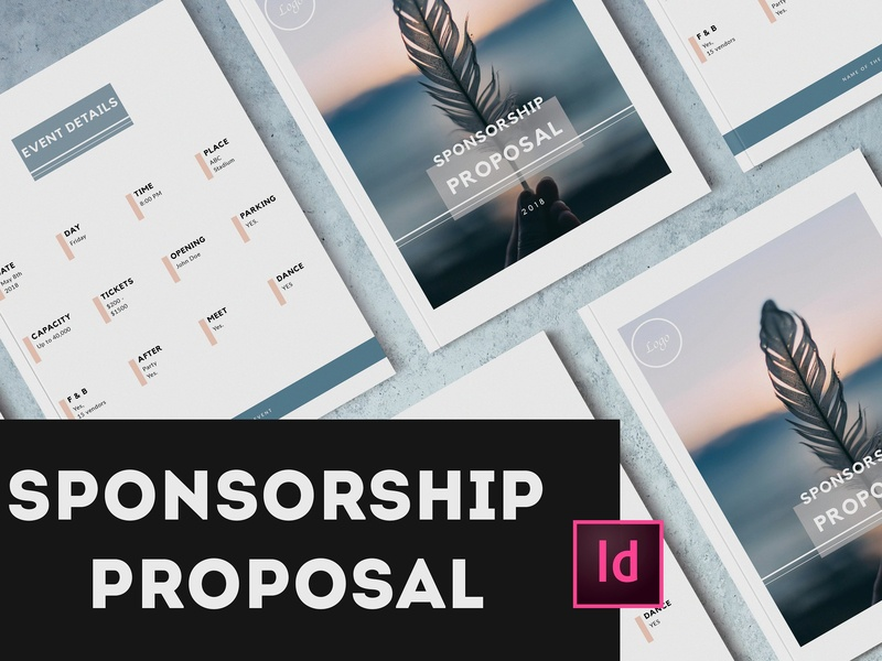 Proposal By Social Media Templates Dribbble Dribbble