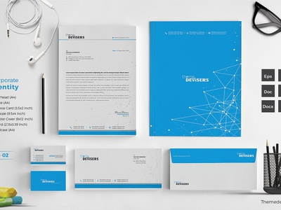 Corporate Identity corporate branding creative business templates template corporate identity design letterhead professional print ready invoice envelope elegant business card branding stationery brand stationery brand corporate identity corporate identity