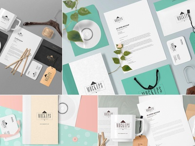 photo about Downloadable Stationery named Stationery Scene Generator patterns, themes, templates and