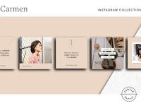 Carmen- Instagram Collection