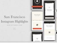 San Francisco Instagram Highlights