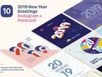 2019 New Year Instagram Bundle