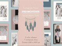 Dreamcatcher Instagram Story