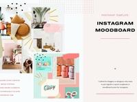 Instagram Moodboard Scrapbook