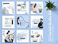 Casada Social Media Kit