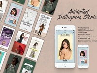 Fragrant Animated Instagram Stories