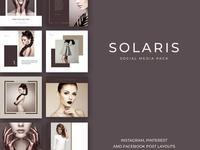 Solaris Social Media Pack