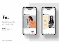 FN - Social Media Kit for Instagram