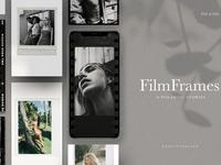 Film Frames & Polaroid Stories