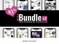 81% OFF| BUNDLE v.2-Instagram Puzzle