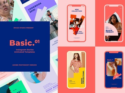 BASIC-Instagram Stories Animated 40%