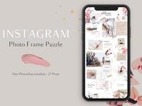 SPRING - Instagram Puzzle