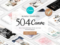 CANVA Bundle Social Media Pack