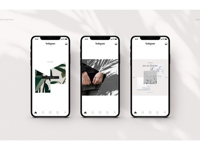 STYLE Animated Instagram Pack