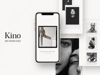 Kino - Instagram Template