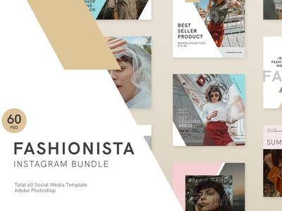 Fashionista Instagram Bundle
