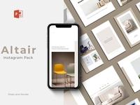 Altair PowerPoint Instagram Pack