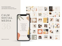 Calm Social Media Bundle