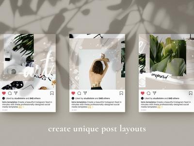 Artiste Instagram puzzle | CANVA