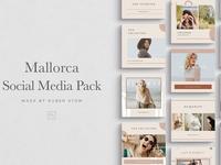 Mallorca Social Media Pack