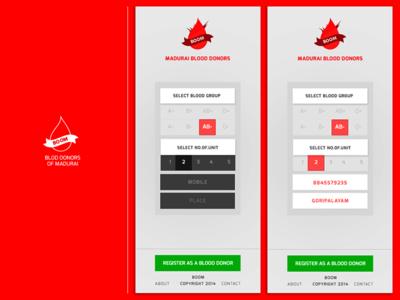 Blood donors of madurai - Web view shuffle
