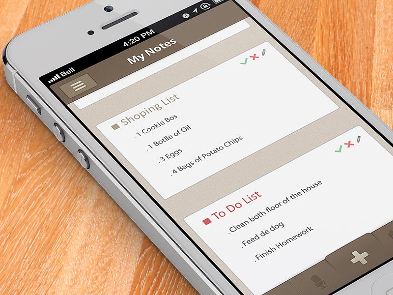 iphone homework app