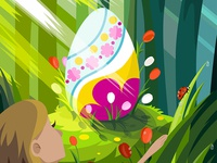 Jenny's Easter Story