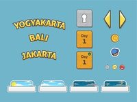 Juru Parkir Game Interface #2
