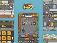 Juru Parkir Game on Android