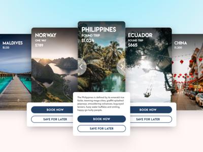 Wanderlust Travel App