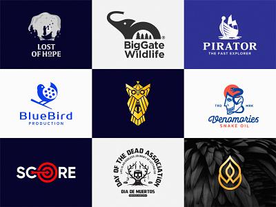 Dribbble Best Shots of 2020 logotype identity corporate identity branding logo brand design best logos 2021 logo design newyear happy new year best shots of 2020 creative logo creative logodesign logo