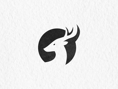 Deer Logo Design deer deer animal deer logo designollo typography motion graphics mountain logo fox logo peace logo forest logo animal logo branding creative design creative logo identity logotype logodesign logo