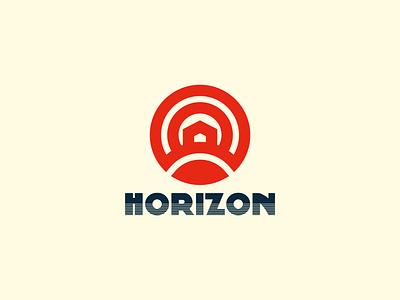 Horizon Logo Home Sun logo design typography logo brand design logo colors bold logo sun logo horizon logo creative identity design creative logo logodesign logotype logo design branding logo animation graphic design
