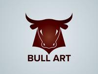 Bull Art Logo
