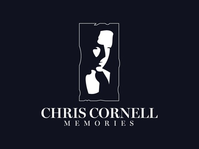 Chris Cornell Memories Illustration