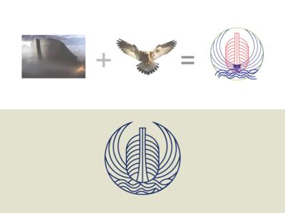 Ark Wings Logo Exploration