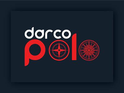 Darco Polo Dj Music ecommerce music album business logo dj party logo electric music logo professional logo compass logo compas music logo dj logo music branding creative illustration graphic identity logotype logodesign logo