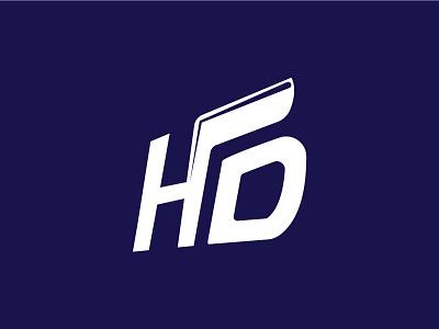 HD sports logo animations tournament hockey store ice hockey play logo hockey logo dh logo hd logo creative identity creative logo illustration branding design logotype logodesign logo
