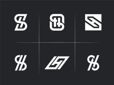 SH Logo set