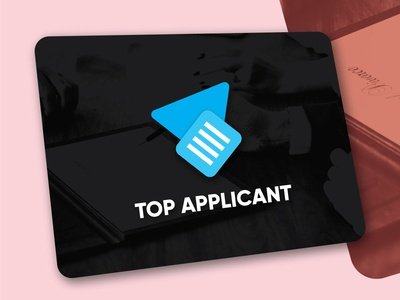 Top Applicant logo concept (01)