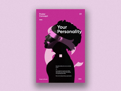 Your Personality Poster Design
