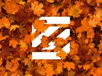 Synerto Logo with flower