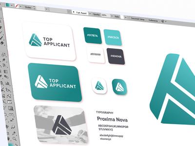 Top Applicant logo concept (02)