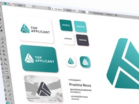 Top Applicant logo concept (02)
