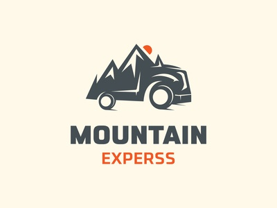 Mountain Express logo
