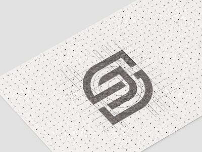SJ logo Sketchbook Style sketches business logo minimalistic wordmark letter logo s logo h logo hs logo sh logo minimalist logo creative creative logo typography logotype branding design logodesign logo sj logo js logo