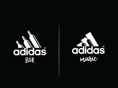 Adidas Bar and Music I Fun Project