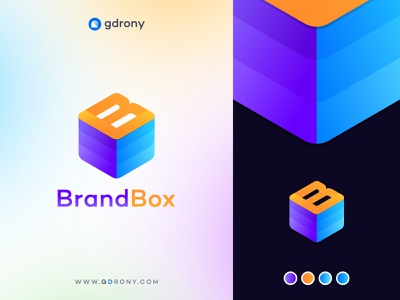 BrandBox B Letter Logo business logo design icon design logo design graphic design company logo design logo b box b icon b letter b logo b brandbox branding package box