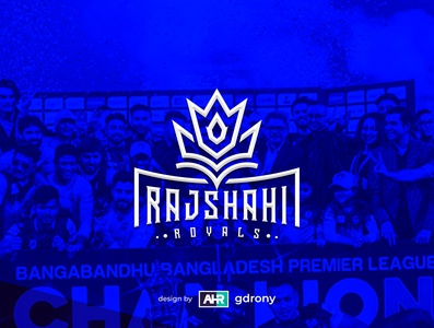 Rajshahi Royals Sport Team Logo Illustrations